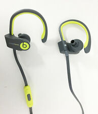 Beats by Dre Powerbeats2 Bluetooth Wireless, Active Collection -Shock Yellow -VG