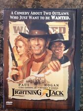 Lightning Jack (DVD, 2000) Authentic US Release Scratch Free