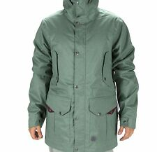 SPECIAL BLEND Men's FIST Jacket - GREYSKULL - Medium - NWT - Reg $340