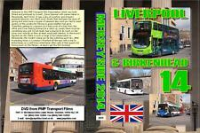 2829. Merseyside. UK. Buses. April 2014. The majority of the programme are weekd