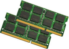 8GB 2x 4GB DDR3 1333 MHz PC3-10600 Sodimm Laptop RAM Memory MacBook Pro Apple