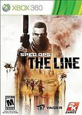 Spec Ops The Line GAME Microsoft Xbox 360