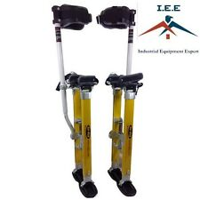 SurPro Interlok Magnesium Drywall Stilts 15 - 23 in. (SUR-SS-1523MP)