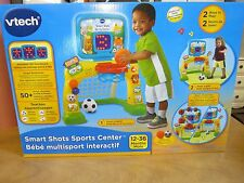 VTech Smart Shots KIDS SPORT CENTER, 2 In 1 Electronic Educational TODDLER TOY