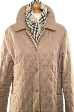 Fabulous BURBERRY LONDON quilted jacket UK16 US14 D42 F44 I46 XL MINT PRISTINE
