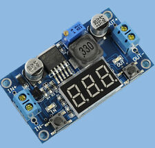 LM2596 Step down Power Module with LED Voltmeter DC-DC For Arduino Adjustable