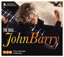 John Barry REAL Best Of 54 Essential Songs ULTIMATE COLLECTION New Sealed 3 CD
