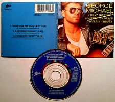 "George Michael - I Want Your Sex 3 Trck CD 1989 ""Rar"""