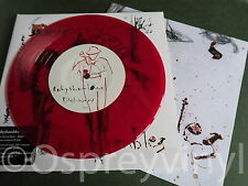 "Babyshambles Libertines Pete Doherty Delivery 7"" Red Vinyl + Poster New Unplayed"