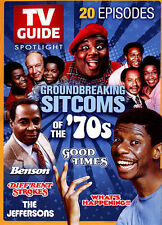 TV Guide Spotlight: Groundbreaking Sitcoms of the '7 DVD , free shipping