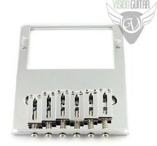 NEW! Gotoh Humbucker 6-Saddle Tele Bridge For Telecaster Humbucking - Chrome