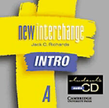 New Interchange Intro Student's CD A: English for International Communication: N