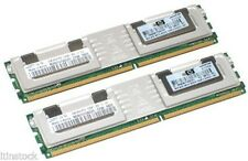 HP 2Gb Memory Kit (2x1GB DIMM) 397411-B21 398706-051 for DL360 G5 DL380 G5 + oth