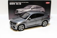 1:18 Kyosho BMW X6M (E71) grey 2009 NEW bei PREMIUM-MODELCARS