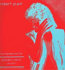Robert Plant – Burning Down One Side – Swan Song SSK 19429T – 12-inch Record