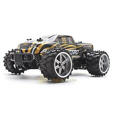 New 1:16 Scale Mode 2WD Off Road High Speed Remote Control Gold Car Best Gift