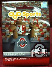 OHIO STATE BUCKEYES ULTIMATE FAN OYO MINIFIGURE BRAND NEW FREE SHIPPING