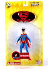 "DC Comics SUPERMAN BATMAN series Superwoman 6"" toy action figure boxed RARE"