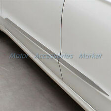 New Stainless Steel Chrome Door Molding Trim For Ford Fusion 2013 2014 2015 2016