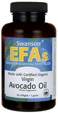 SWANSON Efas massima robustezza Krill Oil 1000 MG 30 Sgels