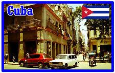 CUBA - SOUVENIR NOVELTY FRIDGE MAGNET -  BRAND NEW - GIFT