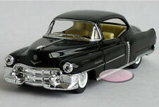 Collection Alloy Diecast Car Model Kid Gifts 1/43 Black 1953 Cadillac Model Toy