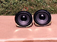 Pair Of 8 ohm Sony 5 '' woofers Speakers are  In Good Working Condition!
