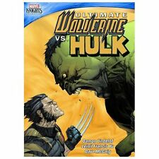 MARVEL KNIGHTS - Ultimate Wolverine vs. Hulk (2013) DVD