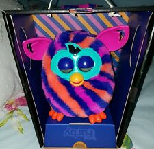 FURBY BOOM MULTICOLOURED HARDLY PLAYED WITH!