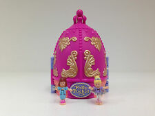 POLLY POCKET 1996 Sparkle Ballerina *COMPLETE w/ RARE SKIRT*