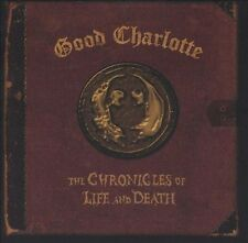 The Chronicles of Life and Death, Good Charlotte, New CD+DVD, Dual Disc