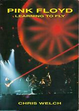 PINK FLOYD  Learning To Fly  rare large paperback book from 1994