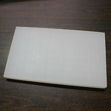 [wamami]White Cutting board Rubber mallet Mat Leather Craft DIY 200*150*8mm