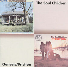 Genesis/Friction by The Soul Children (CD, Nov-1999, Stax (USA))