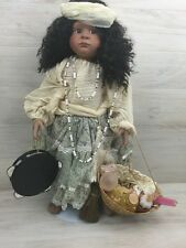 Master Piece Rosa Limited Edition Collectible Porcelain Doll 106/1000