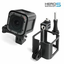 Ultra Light Frame + Tripod Mount f. GoPro HERO 5 Session Rahmen Stativ Black