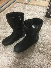 Sidi GoreTex Boots Size 45