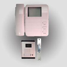 Video-Gegensprechanlage VD-5541 Tür-Video-Sprechanlage Türsprechanlage Türöffner