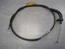 KAWASAKI NOS THROTTLE CABLE KX80 C1/C2      54012-1093