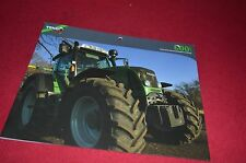 Fendt 815 817 818 Tractor Dealer's Brochure DCPA2