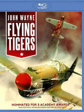 Flying Tigers (Blu-ray Disc, 2014) John Wayne (NEW/SEALED )