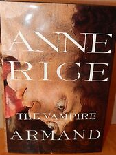 The Vampire Armand by Anne Rice, Hardcover