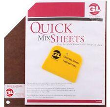 """GL Enterprises 1800 12"""" x 12"""" 100 Disposable Sheets"""
