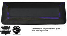 PURPLE STITCH SUNROOF MOTOR LEATHER COVER FITS PORSCHE 928 S2 S4