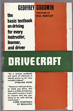 DRIVECRAFT - GEOFFREY GOODWIN  car driver driving instruction road safety   at