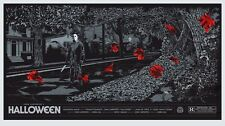 Ken Taylor Halloween Regular AP Mondo Print Poster Numbered XX / 41