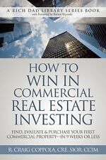 How To Win In Commercial Real Estate Investing: Find, Evaluate & Purchase Your F