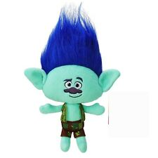 New DreamWorks Movie Trolls Large Branch Hug 'N Plush Doll Toy Kids  Xmas Gift