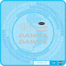 Dawes Galaxy Decals Bicycle Transfers - Silver - Set 7
