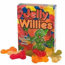 Jelly Willies Adult Naughty Hen/Stag Night Secret Santa Gifts Sweets 150G